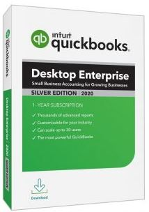 QuickBooks Enterp Silver 21