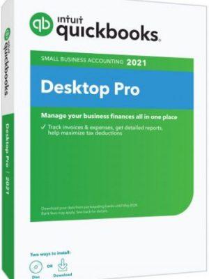 QuickBooks pro 21